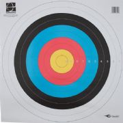 Avalon 80cm Licensed WA Target Faces Pack of 50 - in stock